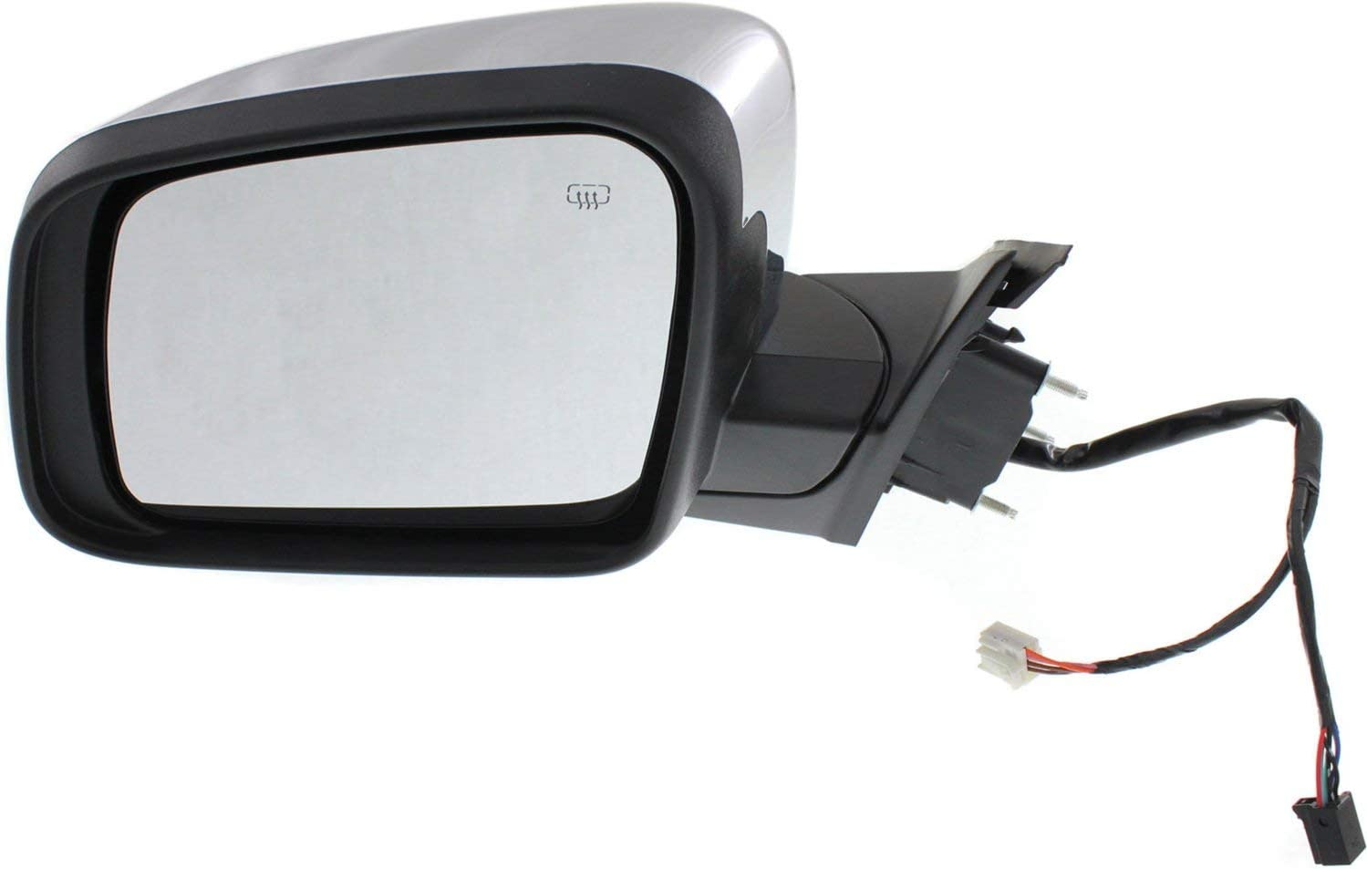 Mirror Compatible with 2011-2016 Jeep Grand Cherokee Power Manual ...