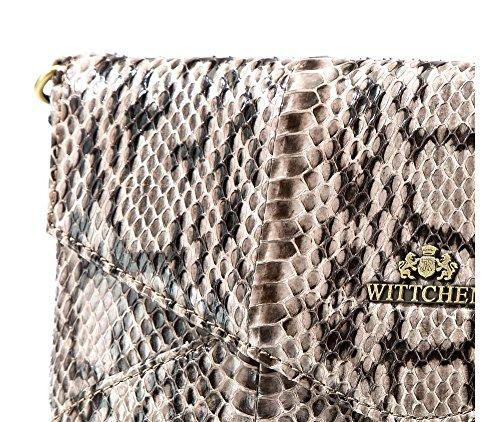 28 4 16 Collection Classique Beige Snake Wittchen 557 Cuir b De X Sac Matériel Taille Couleur Grain 19 AqxP4wZ