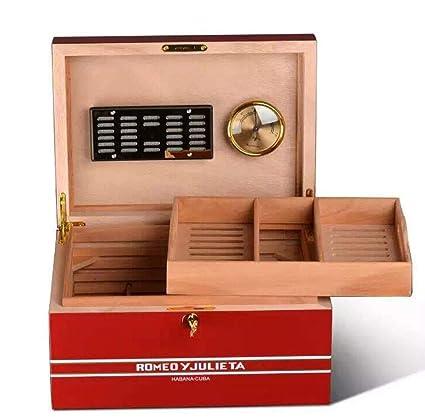 Nlne Caja De Madera Laminada Superior De Madera De La Caja De Cigarro con La Caja