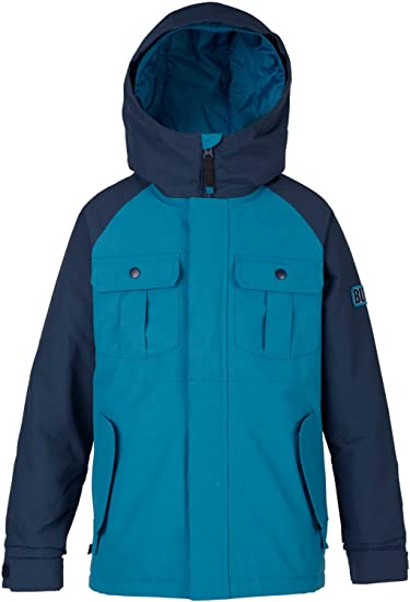 b1159c47e Amazon.com  Burton Fray Snowboard Jacket Kids  Sports   Outdoors
