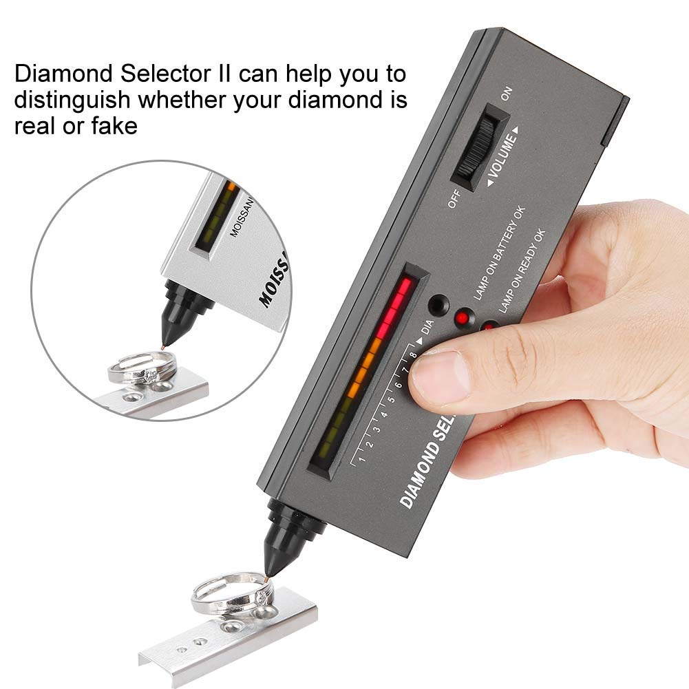 Tester Diamond Tester Firm for Diamond Identification Diamond Inspection Jewelry Shop