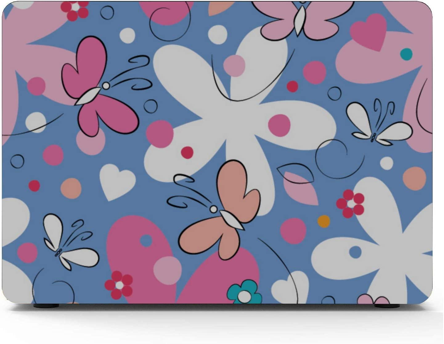 MacBook Pro Protective Case Simple Creative Fashion Painting Plastic Hard Shell Compatible Mac Air 11 Pro 13 15 Mac Book Pro Covers Protection for MacBook 2016-2019 Version