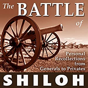 The Battle of Shiloh Audiobook