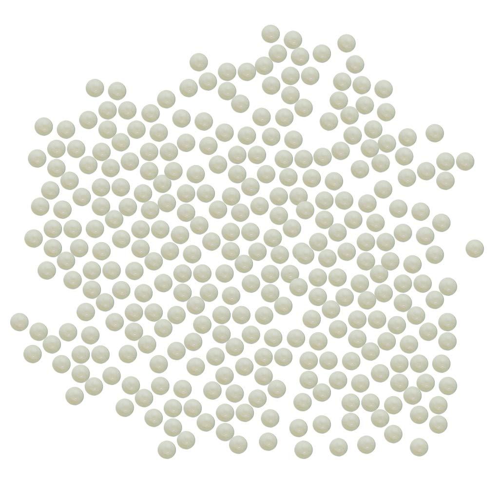 Decoraci/ón De Acuarios para Acuarios Toygogo M/ármol Transparente De 10 Mm A Granel Relle Fabricaci/ón De Joyas Damas Chinas Juego para Ni/ños