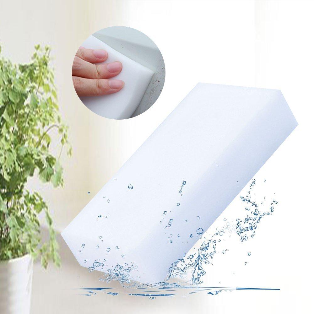 Magic Eraser Sponges, 20PC/set Magic Sponge Eraser Melamine multi-funzionale Foam Cleaner Pad di pulizia Smartrich