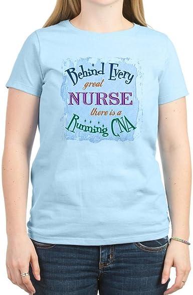 World/'s Best Nurse Gift Womens Ladies Lady Fit T Shirt