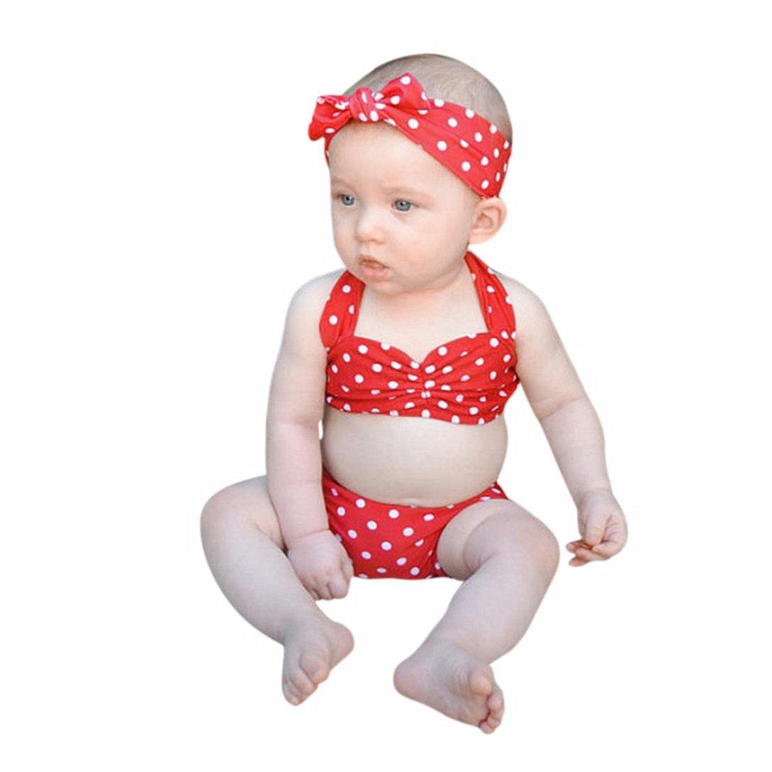 grandi affari 2017 super economico dettagliare Kword Costume da Bagno per Bambini,Costumi da Bagno per Bambina ...