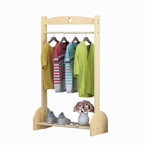 Anna Perchero Soporte para Suelo Child Coat Rack Estante de ...