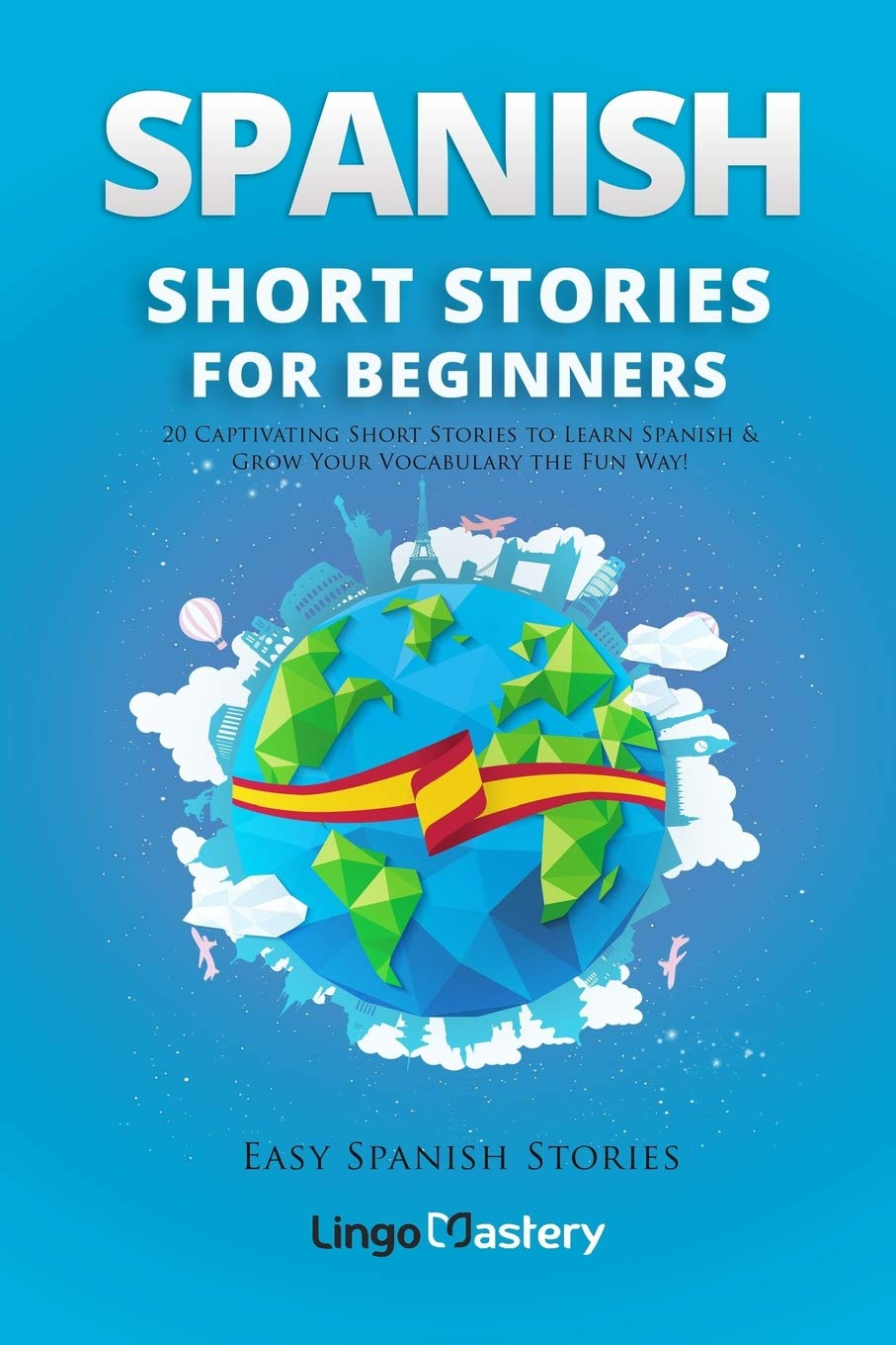 Spanish Short Stories Beginners Captivating product image