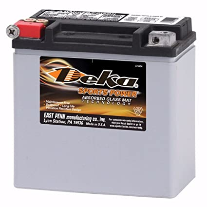 Deka batteries reading pa