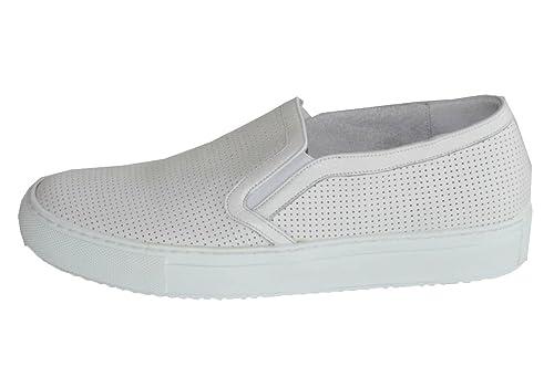 separation shoes 3b64f fabad Slip On GINEVRA 35: Amazon.it: Scarpe e borse