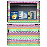 Tribe Design Protective Decal Skin Sticker (High Gloss Coating) for Amazon Kindle Fire HDX 8.9 inch (released 2013) eBook Reader
