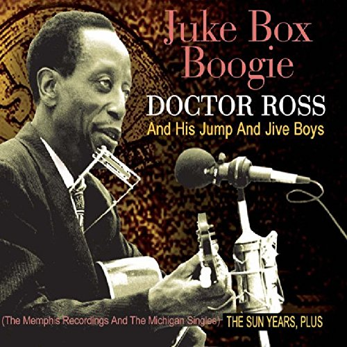 Juke Box Boogie - The Sun Years, Plus (The Memphis Recordings And The Michigan ()