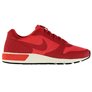 Nike Nightgazer Running Shoes Mens RedRed Fitness Sports Trainers Sneakers  UK9