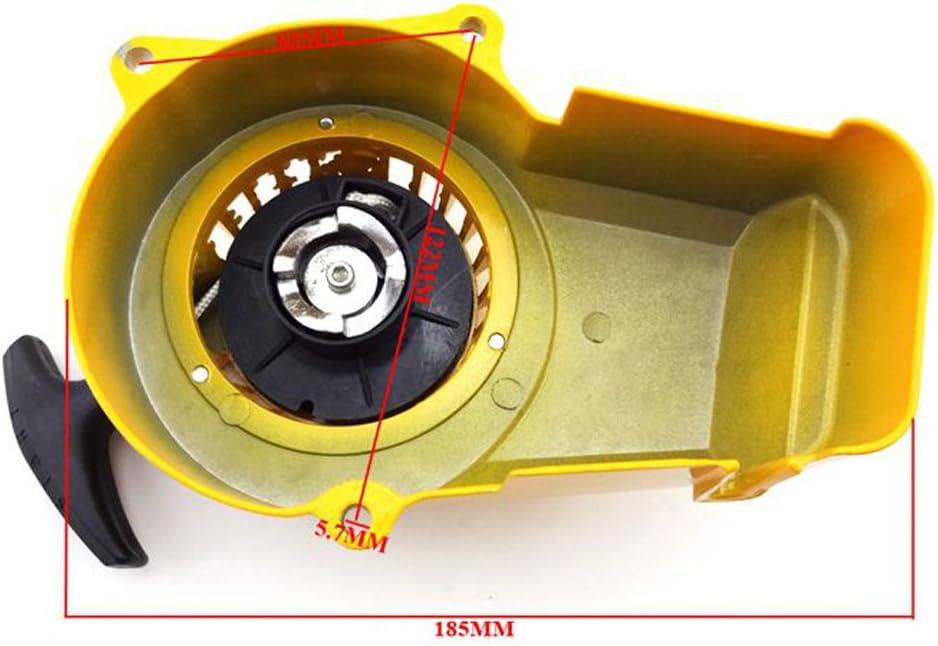Mini Alloy Recoil Starter Pull starter For ATV 49CC Pocket Bike Minimoto Quad 5.5HP 6.5HP