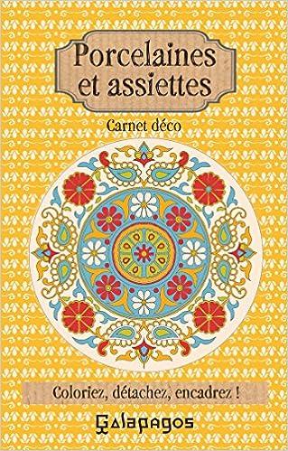 Lire PORCELAINES ET ASSIETTES epub pdf
