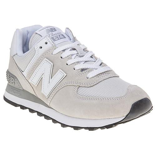low priced 03b71 430bc New Balance Wl574ew, Zapatillas para Mujer: Amazon.es ...