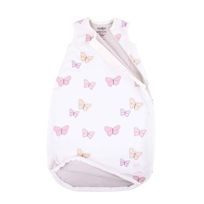 Butterfly BasicSS0-6moButterflyFBA Woolino 4 Season Basic Merino Wool Baby Sleeping Bag 0-6 Months