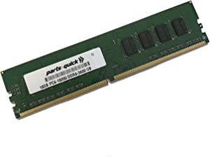 parts-quick 16GB Memory Module for Dell XPS 8900 Desktop/Special Edition DDR4 2400MHz Non-ECC UDIMM RAM