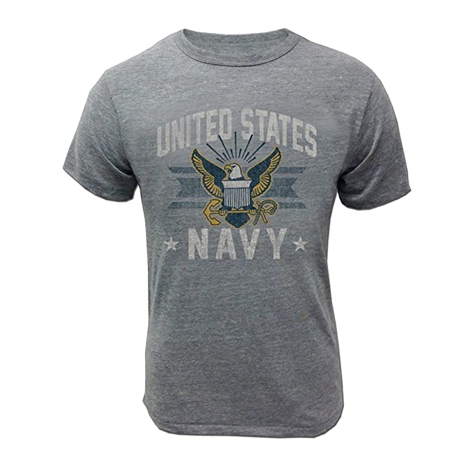 Amazon.com  Armed Forces Gear Men s US Navy Vintage Basic T-Shirt ... eddb8b35a74