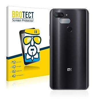 BROTECT Protector Pantalla Cristal para Xiaomi Mi 8 Lite (Cámara Trasera): Amazon.es: Electrónica