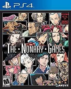 Zero Escape: The Nonary Games Twister Parent PS4-010
