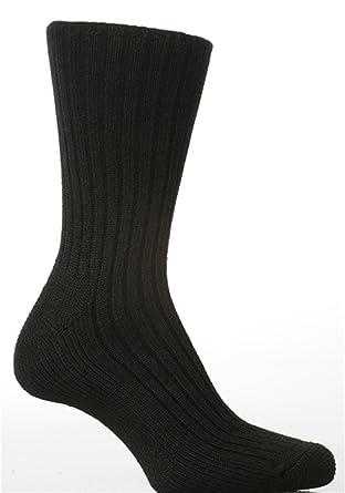 HDUK Mens Socks - Medias de fútbol - para hombre negro 45: Amazon.es: Ropa y accesorios