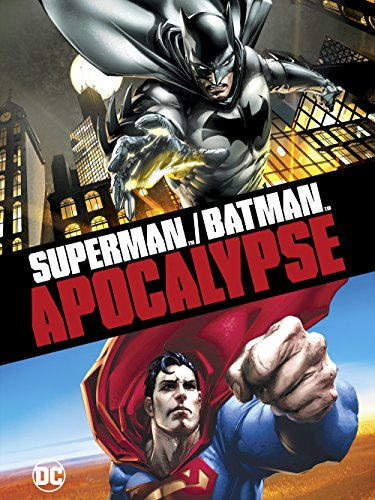 Superman/Batman Apocalypse Batman Superman Adventures