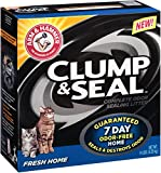 Arm & Hammer Clump & Seal Litter, Fresh Home, 14 Lbs