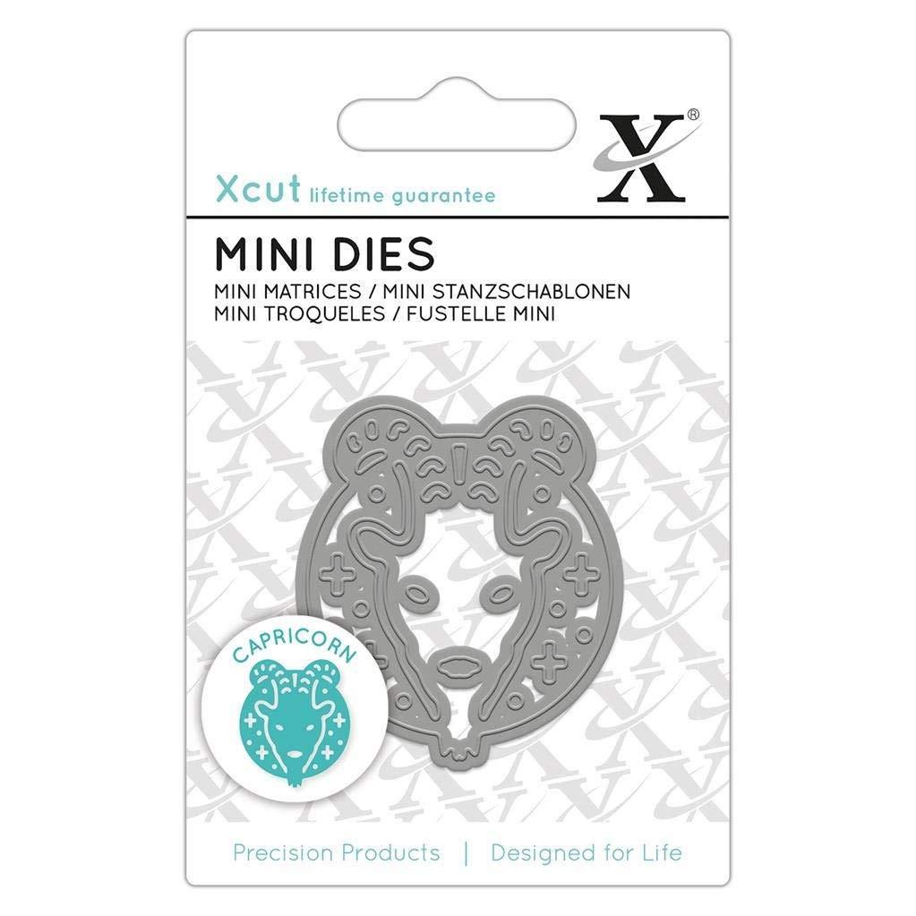 Gemini Xcut Mini Zodiac Star Sign Paper Scrapbook Craft Metal Die Docrafts