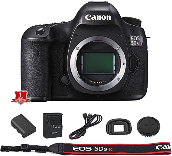 EOS 5DS EOS 5DS R Pro Travelers Bundle For: Canon EOS 5D EOS 5D Mark II EOS 5D Mark III Vertical Grip 72 Monopod EOS 6D Full Frame Digital SLR: Pro Backpack 50 Tripod