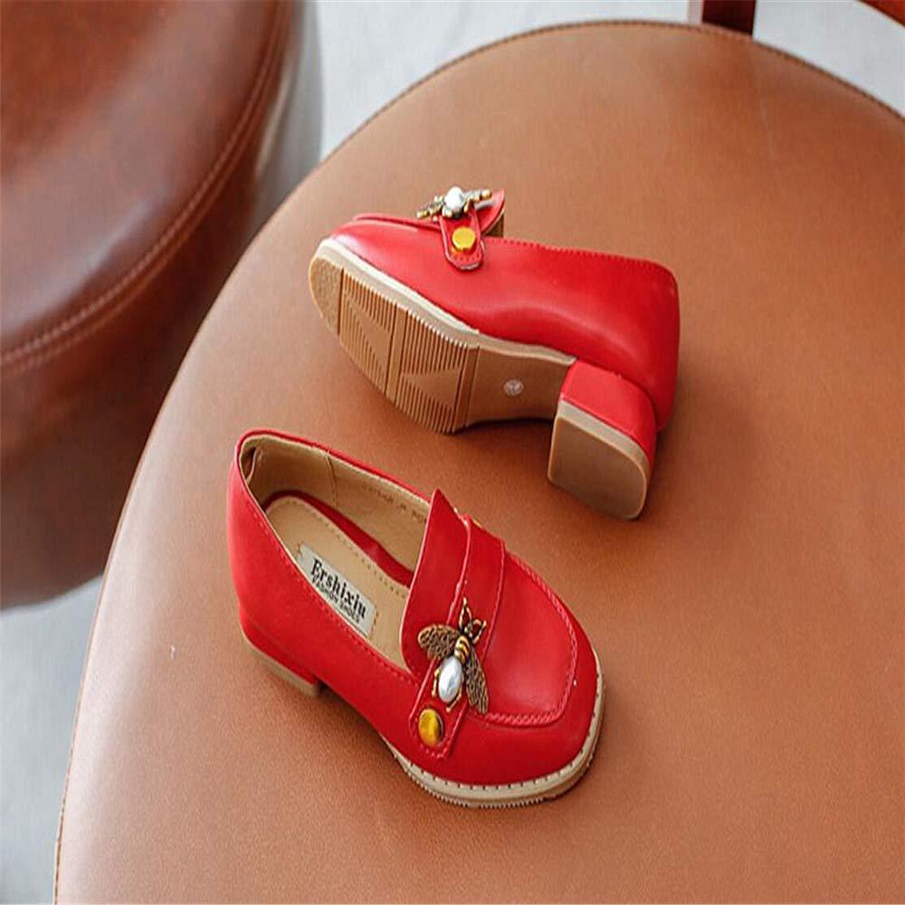 excellent.c Peas Shoes Kids Cute Princess Shoes Girls Show Shoes Loafers Flat Shoes