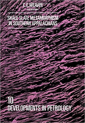 Download Shale-Slate Metamorphism in Southern Appalachians (Developments in Petrology) PDF, azw (Kindle), ePub, doc, mobi