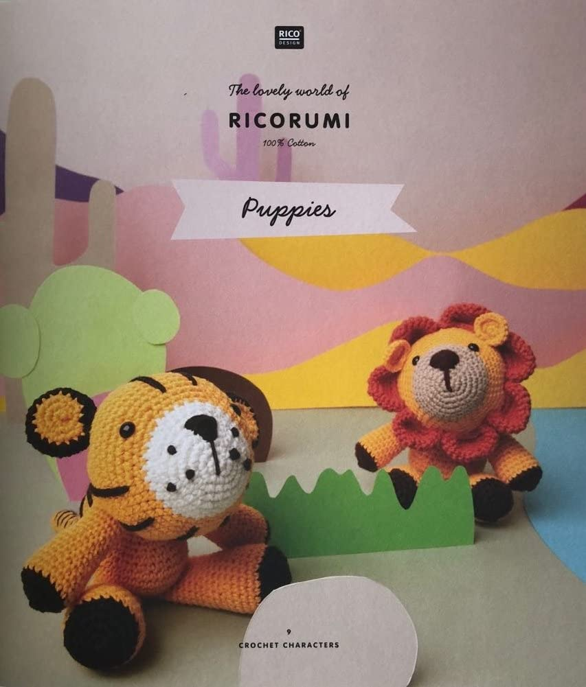 New Arrival: Rico Creative Paper - Free Crochet Pattern | For ... | 1001x853