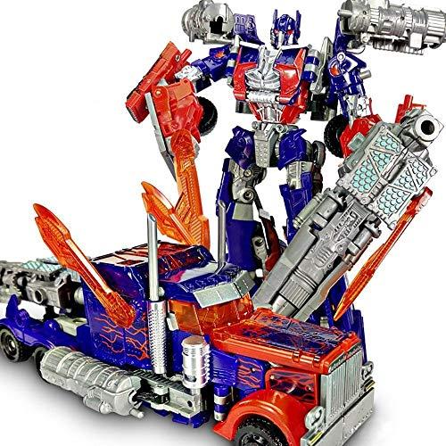 KHKTech SmarttToy Action Figures Robot Toys - OPTIMA - Optimus Prime Instruction