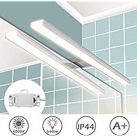 Wowatt Lampara de Espejo Baño IP44, Aplique Espejo