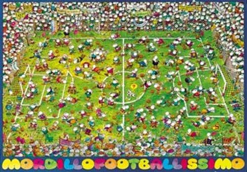 Heye 8815 Mordillo Footballissimo 1500 Teile Puzzle