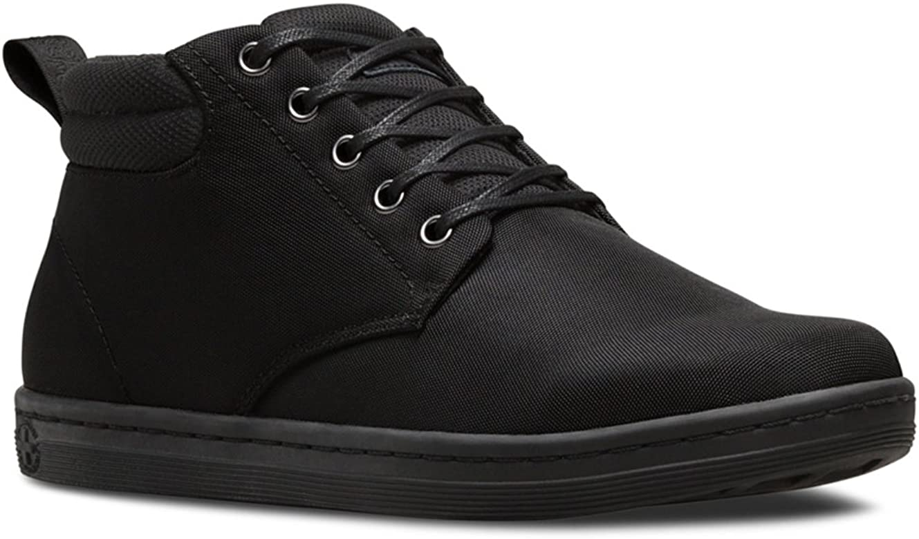 62ce4ee6a14 Amazon.com | Dr. Martens Men's MALEKE Fashion Boot, Black, 7 Regular ...