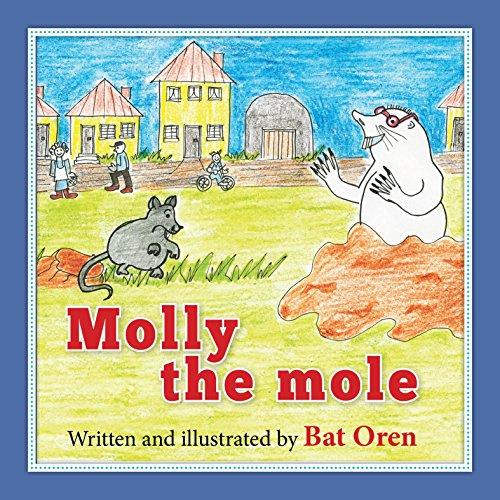 Molly The Mole by Bat Oren ebook deal