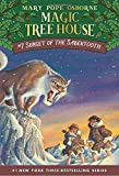 Sunset of the Sabertooth (Magic Tree House, No. 7)