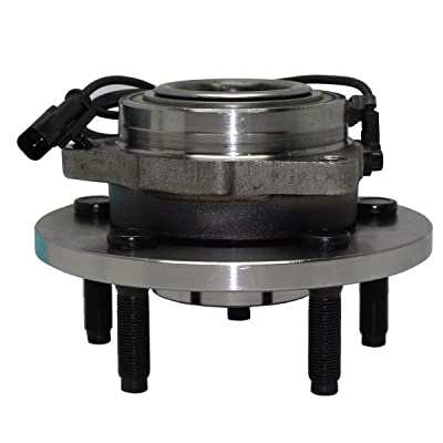 Detroit Axle 513271 Front Wheel Hub and Bearing Assembly Replacement for 2006-2009 Aspen Dodge Durango w/ABS: Automotive