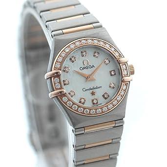 hot sale online cb049 66c10 Amazon | OMEGA(オメガ) コンステレーション レディース 腕時計 ...