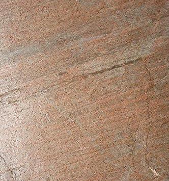 Feuille De Pierre Naturelle Stonere By Cera Quartz Pour Habillage Mural 1220x610 Mm Copper Gold Paquet De 10 Feuilles Soit 5 4m