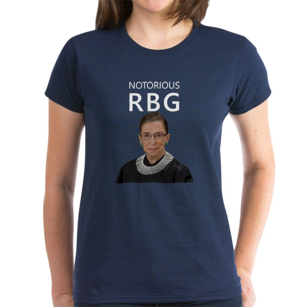 2ff19bbe987a CafePress - Notorious RBG - Womens Cotton T-Shirt: Amazon.ca: Clothing &  Accessories