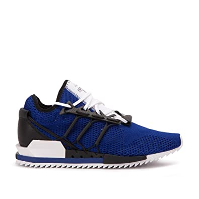 ba7709578925 adidas Y-3 Men Harigane Blue Mystery Ink core Black Footwear White Size 8.0  US