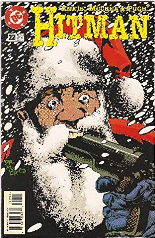 Amazon.com: Hitman #22 (The Santa Contract): Garth Ennis, John McCrea,  Steve Pugh: Books