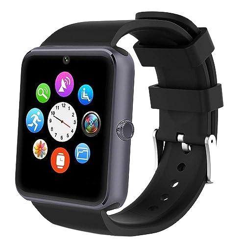 willful Smartwatch Reloj Inteligente Android con Ranura para Tarjeta SIM Pulsera Actividad Inteligente para Deporte Reloj Iinteligente Hombre Mujer niños Reloj de Fitness con Podómetro Cronómetros