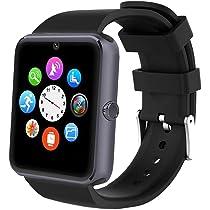Willful Smartwatch, Reloj Inteligente Android con Ranura para Tarjeta SIM,Pulsera Actividad Inteligente para Deporte, Reloj Iinteligente Hombre Mujer ...