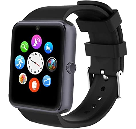 Willful Smartwatch, Reloj Inteligente Android con Ranura ...