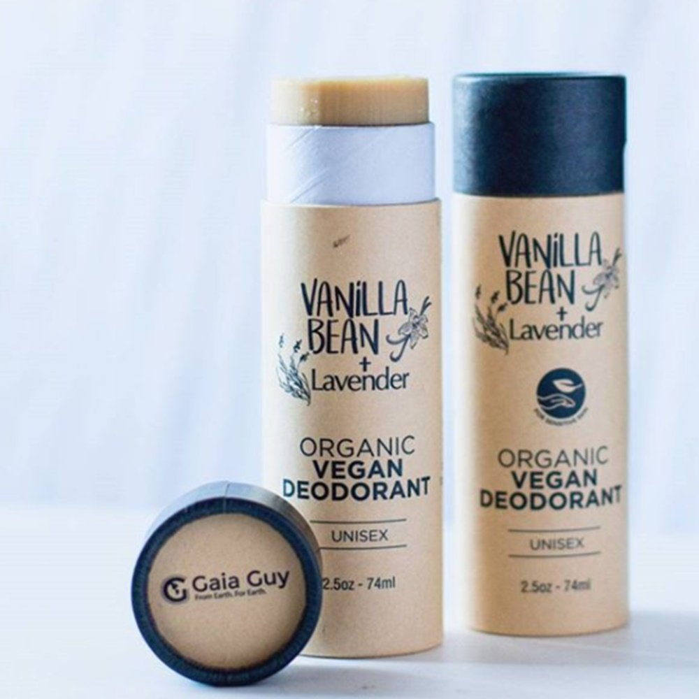 Sustainable Deodorant Packaging